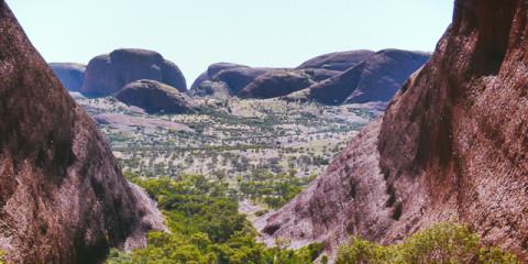 Unterwegs im Outback [2] – Kata Tjuta & Kings Creek Station