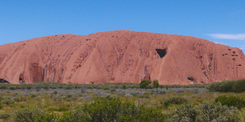 Unterwegs im Outback [1] – Uluru-Kata-Tjuta Nationalpark