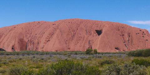 Unterwegs im Outback [1] – Uluru-Kata-Tjuta Nationalpark