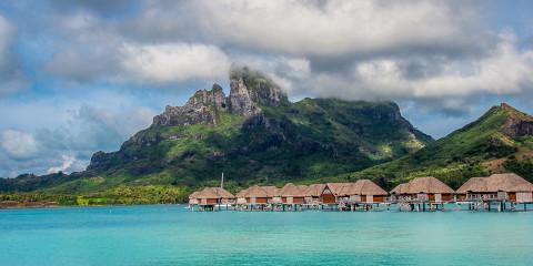 Bora Bora – die Perle der Südsee
