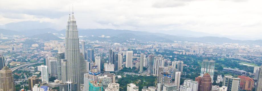 12 Stunden in Kuala Lumpur