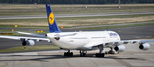 Okoberfestwochen in der Lufthansa Business Class