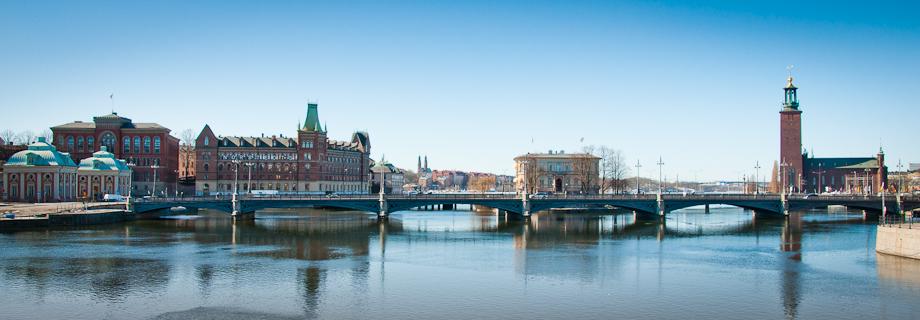 Stockholm im Frühjahr? Nicht nochmal!
