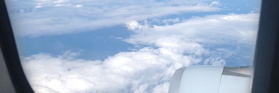 Warum ich gerne fliege…