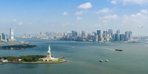 Helicopter-Tour in New York City