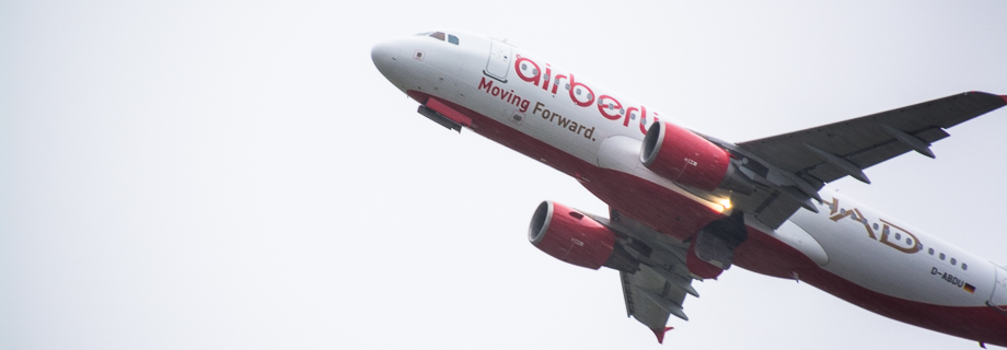 airberlin Planespotter Contest #movingforward
