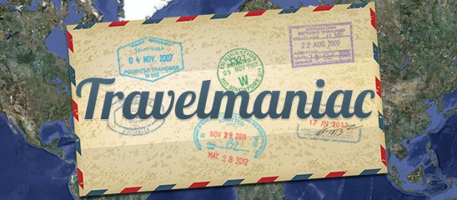 Hallo. TravelManiac ist da!