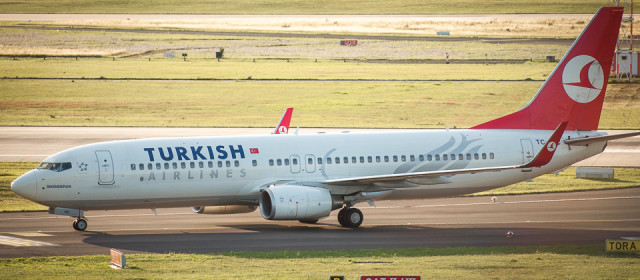 Review: Business Class bei Turkish Airlines